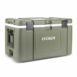Igloo 00048495 Mission 72 Quart Lockable Insulated Lined Ice