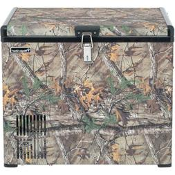 1.4 Cu. Ft. Portable Freezer With Authentic Realtree Xtra Ca