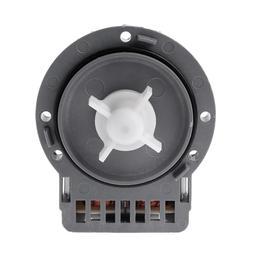 1 Pc Drain Pump Motor Water Outlet Motors <font><b>Washing</