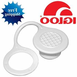 1-PC IGLOO COOLER TRIPLE SNAP STANDARD DRAIN PLUG CAP Replac