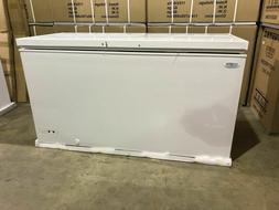 Kool Water Solutions 15 cu ft Chest Freezer White Deep Freez