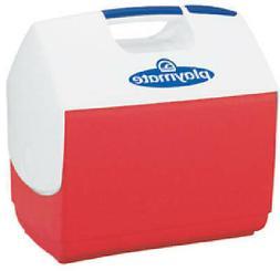 16-Qt. Red Cooler