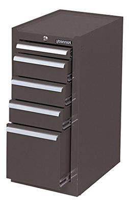 """Kennedy Manufacturing 185XB 14"""" 5-Drawer Industrial Side Cab"""