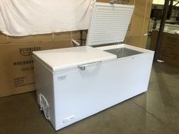 Kool Water Solutions 20 cu ft Chest Freezer White Deep Freez