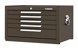 "Kennedy Manufacturing 285XB 27"" 5-Drawer Industrial Top Ches"