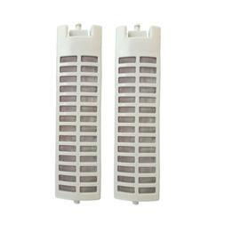 2Pcs Universal Washing Machine Lint Filter For Midea MB60-30