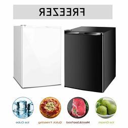 3.0 CU FT Upright Chest Freezer Reversible Door Frozen Food