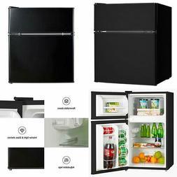 Midea 3.1 Cu. Ft. Compact Refrigerator, WHD-113FB1 - Black