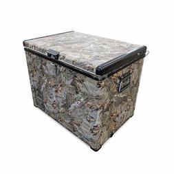Whynter 45 QT Portable Fridge/Freezer Camouflage Edition, Ne