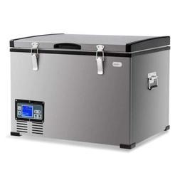 47 Quart Portable Electric Cooler Refrigerator Chest Freezer