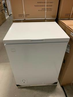 Avanti 5.0 Cu. Ft. Chest Freezer - White