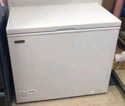 Magic Chef 5.2 Cu Ft. White Chest Freezer New