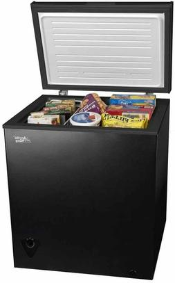 5.0 CU FT CHEST DEEP FREEZER Upright Compact Dorm Apartment