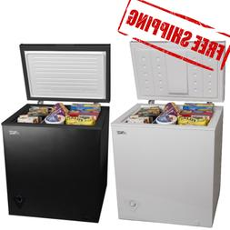 Arctic King 5 cu.ft. Chest Freezer Ice Chest 5CF - Multicolo