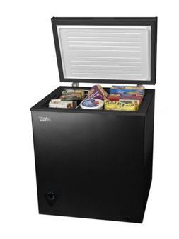 5 cu ft chest freezer model arc050s0arbb