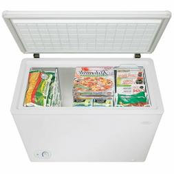 Danby 7.2 cu. ft Chest Deep Freezer Frozen Food Stored Round