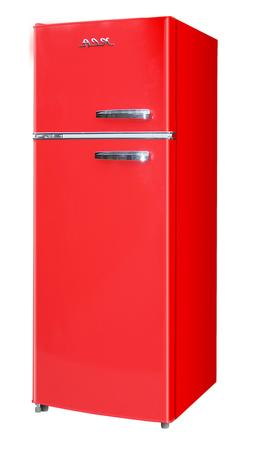 RCA 7.5 Cu. Ft. Top Freezer Refrigerator in Red - RETRO, RFR