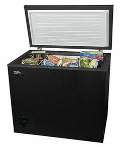 Brand New Arctic King 7 cu.ft. Chest Freezer - Black WHS-258