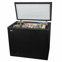 Arctic King 7 cu ft Chest Freezer, Black NEW❗IN HAND❗SEA