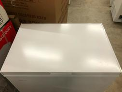 7 Cu Ft Chest Freezer White Pick Up Only No Shipping Pick UP