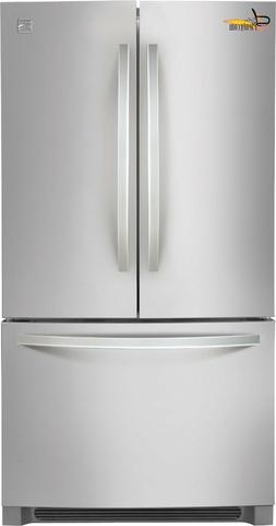 Kenmore 70413 27.6 cu. ft. French Door Refrigerator, Stainle