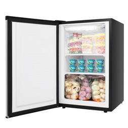 88L Single Door Upright Freezer Refrigerator Household Appli