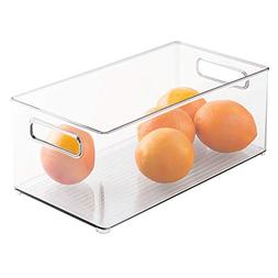InterDesign Refrigerator or Freezer Storage Bin – Food Org