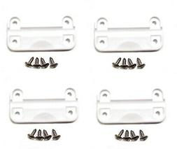 AFTERMARKET Igloo Cooler Plastic Hinges 4-PK and 16 Stainles