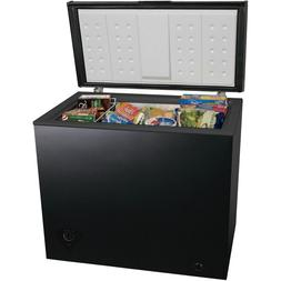 Chest Freezer Storage 7 cu ft Convenient Garage Kitchen Dorm