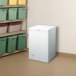 Arctic King Chest Freezer 3.5 cu ft refrigerator fridge comp