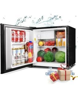 Igloo Black 1.7 Cu Ft Mini Refrigerator With Freezer