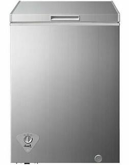 Avanti CF353M3S 3.5 Cu. Ft. Stainless Steel Freestanding Che