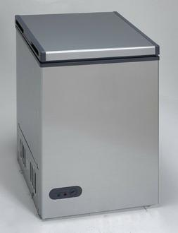 Avanti CF35B2P 3.5 cu.ft. Platinum Chest Freezer Single Flip