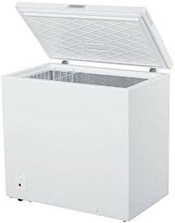 Avanti CF720M0W 35 Inch Freestanding Chest Freezer with 7.2
