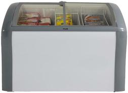 Avanti CFC83Q0WG 9.3CF Chest Freezer White & Platinum