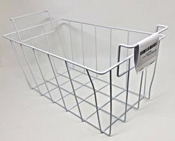 Haier Chest Deep Freezer Refrigerator Storage Basket White D