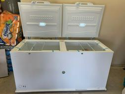 "CHEST FREEZER 18 CUBIC FEET, ""Brand New"" Local pick up or de"