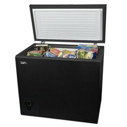 Artic King Chest Freezer 7 CU. FT. Black *FAST SHIPPING* BRA