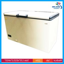 Chest Freezer Haier Commercial Deep -60C for Tuna Seafood Sa