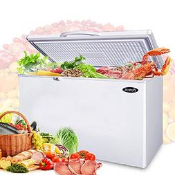 Commercial Top Chest Freezer - Atosa 9.6 Cu. Ft Deep Ice Cre