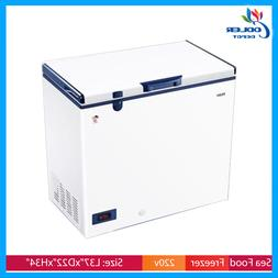 Haier Commercial Deep Chest Freezer -60C for Tuna Seafood Sa