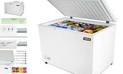 Commercial Top Chest Freezer -  7 Cu. Ft Deep Ice Cream 7 cu