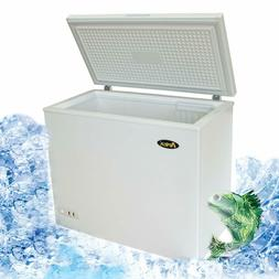 Commercial Top Chest Freezer Atosa 7 Cu. Ft Deep Ice Cream F