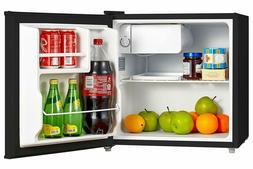 Compact mini fridge refrigerator dorm college student studio