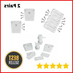 igloo cooler parts kit for Ice Chests 2 pair of hinges