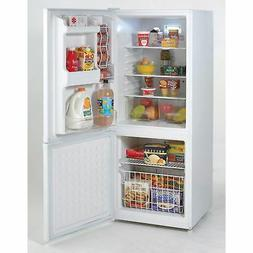 Avanti FFBM92HOW 9.2 Cu. Ft. Bottom Freezer Refrigerator - W