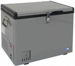 Whynter FM-45G 45 Quart Portable Refrigerator AC 110V/ DC 12
