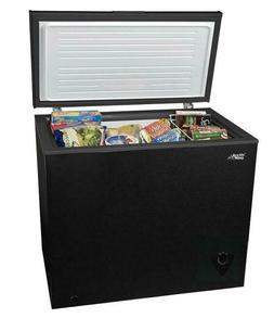 freezer arc070s0arbb 7 cu ft chest freezer