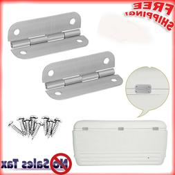 Igloo Cooler Hinges Screws Parts Kit Stainless Steel Latch I