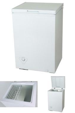 Kool 3.5 Cu. Ft. Chest Freezer In White